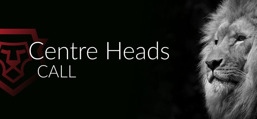 Centre Heads Group: Monthly COVID Call