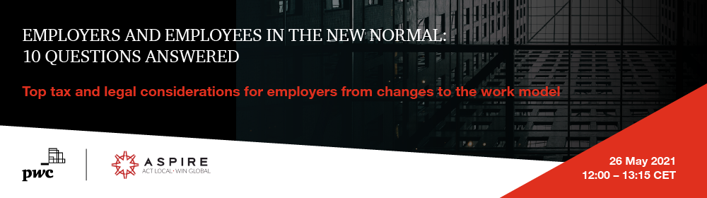 Employers and employees in the New Normal